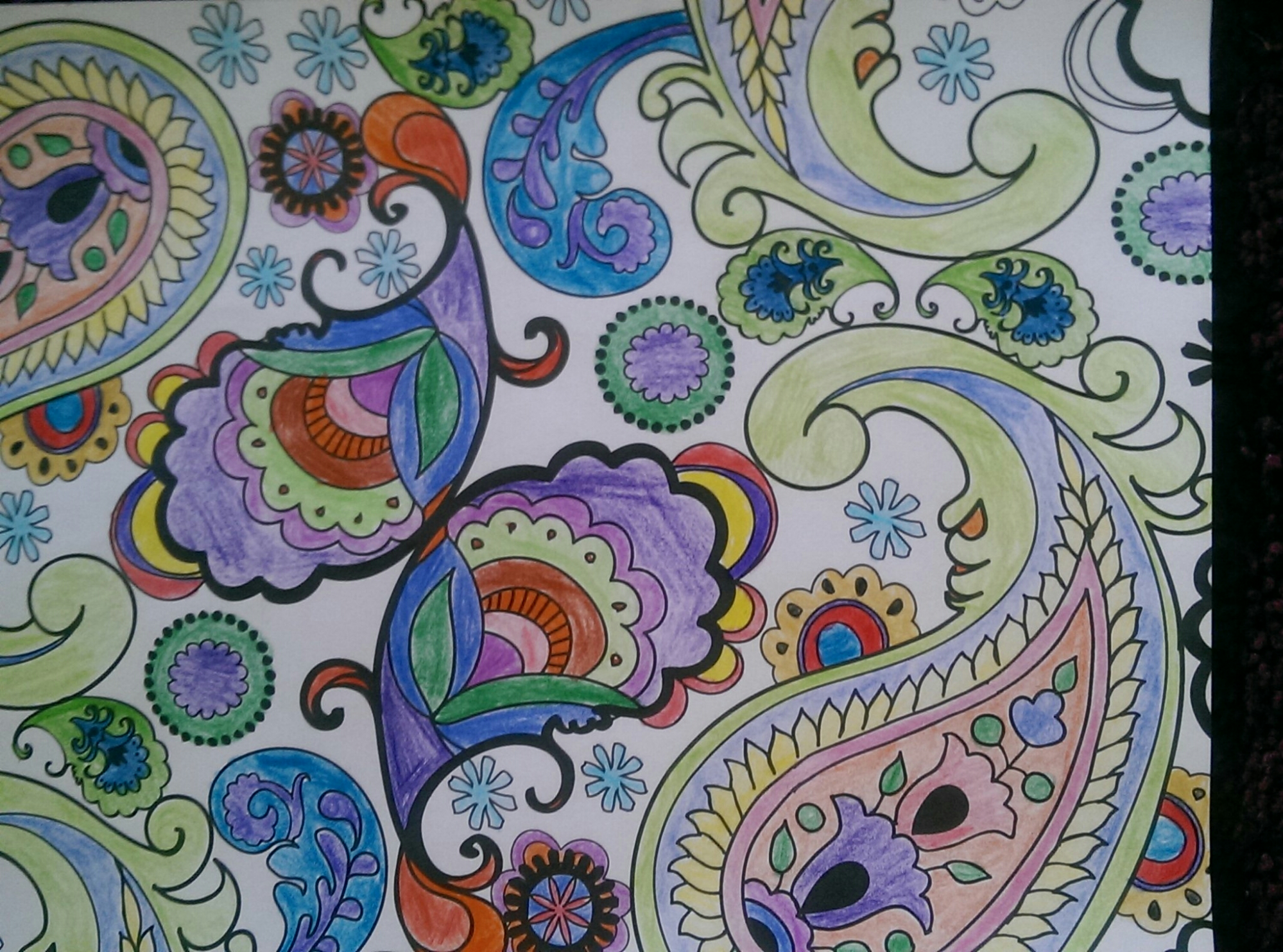 The coloring book of mindfulness - Image